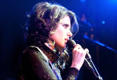 Śpiewająca Katie Melua