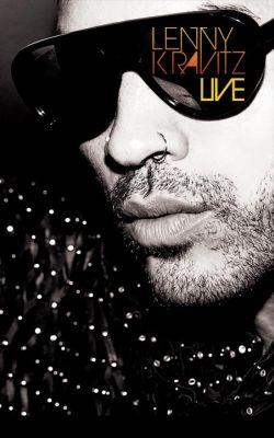 Plakat promujący trasę koncertową muzyka