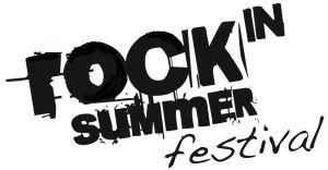 Logo festiwalu Rock In Summer