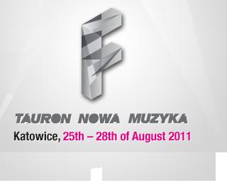 Logo festiwalu Tauron Nowa Muzyka