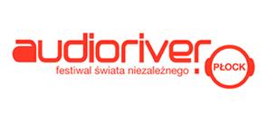 Logo festiwalu Świata Niezależnego Audioriver