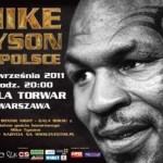 Nazwisko Tyson w świecie boksu (i poza nim) elektryzuje i przyciąga uwagę, stąd też głównego organizatora gali na taką nietypową (i wlelce kosztowną) akcję promocyjną.. | fot: www.ringpolska.pl