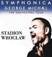 Plakat z wizerunkiem artysty promujący wrześniowy koncert we Wrocławiu