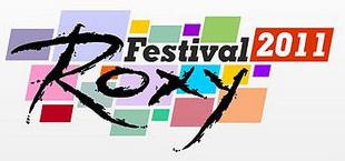 Logo festiwalu Roxy 2011