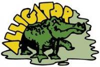 Logo Alligator Records