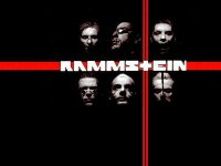 Zdjęcie członków zespołu Rammstein
