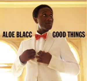 okładka albumu Aloe Blacc Goog Things