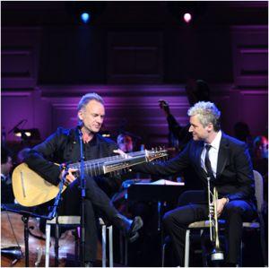 Chris Botti i Sting