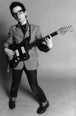 Zdjęcie Elvisa Costello