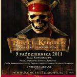 Równocześnie z koncertem odbędzie się specjalna projekcja multimedialna na kinowym ekranie. | fot: www.koncertfilmowy.pl