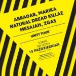 Unity Tour 2011 – czołówka polskiego reggae, dancehallu i hip-hopu na 10 wspólnych koncertach