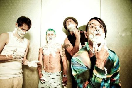 Red Hot Chili Peppers w nowym składzie
