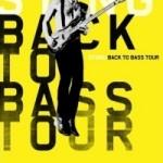 Trasa koncertowa Back To Bass jest uczczeniem 25 letniej kariery muzycznej Stinga | fot. www.sting.com