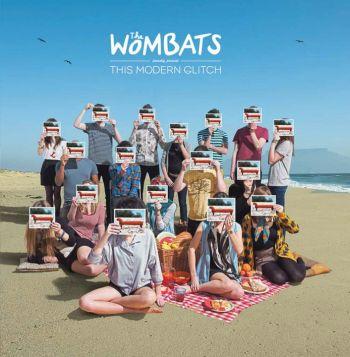 Okładka albumu zespołu The Wombats - This Modern Glitch