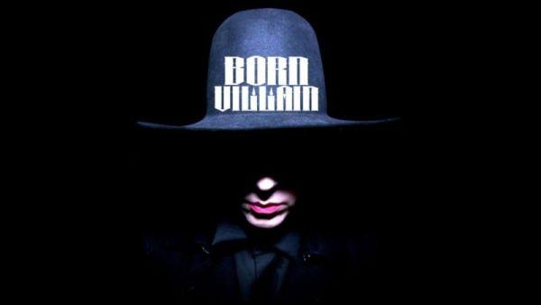 Okładka płyty Born Villain
