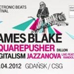 W 2011 roku festiwal Electronic Beats odbywał się w warszawskim klubie Soho Factory