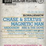 Burn Selector Festival to jeden z największych festiwali muzyki elektronicznej w Polsce