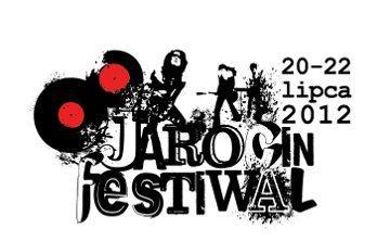 Logotyp festiwalu w Jarocinie w 2012 roku