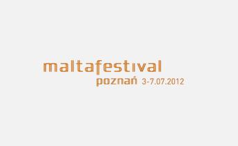 Logotypy Malta Festival 2012