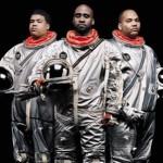 Trio De La Soul tworzą Kelvin Mercer (Posdnous), David Jude Jolicoeur (Trugoy) i Vincent Mason (Maseo) | fot. www.facebook.com/De-La-Soul