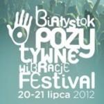 Białystok Pozytywne Wibracje Festival 2012