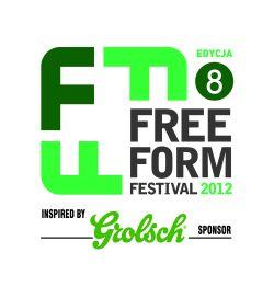 FreeFormFestival2012 logotyp tegorocznej edycji festiwalu
