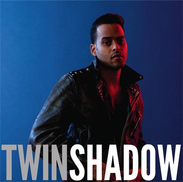 Okładka drugiego studyjnego albumu Twin Shadow - Confess