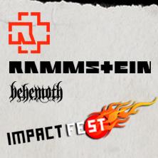 Czy druga edycja festiwalu Impact Festival przebije line-upem edycje pierwszą? | fot. www.eventim.pl