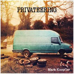 Album Privateering jest jedenastym studyjnym albumem Marka Knopflera
