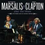 Premiera wspólnego projektu Wyntona Marsalisa i Erica Claptona miała miejsce we Wrześniu 2011 roku. Album ostatecznie zawiera 11 utworów. | fot. www.facebook.com/ericclapton