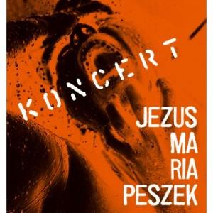 Jezus Maria Peszek - okładk albumu