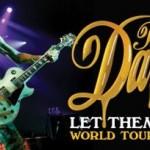 W ramach najnowszej trasy koncertowej zespół The Darkness zagra 25 koncertów tylko w samej Europie | fot. www.facebook.com/thedarknessofficial