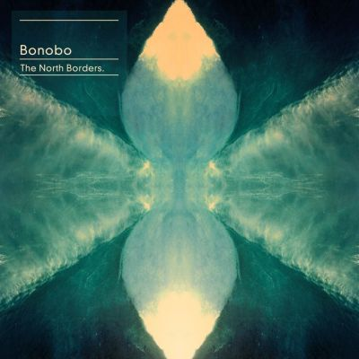 Bonobo - okładka albumu The North Borders.